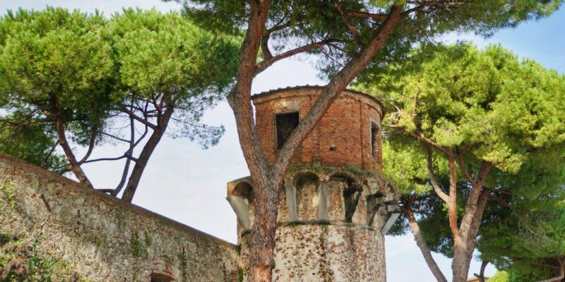 Sehenswürdigkeiten in Pisa: Fortezza Nuova