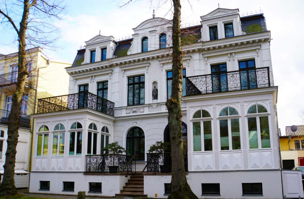 Stadthaus in Warnemünde