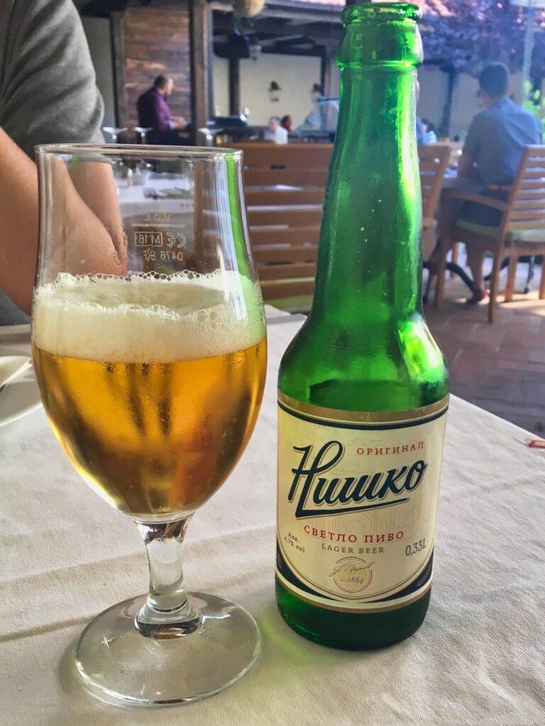 Bier in Berbien
