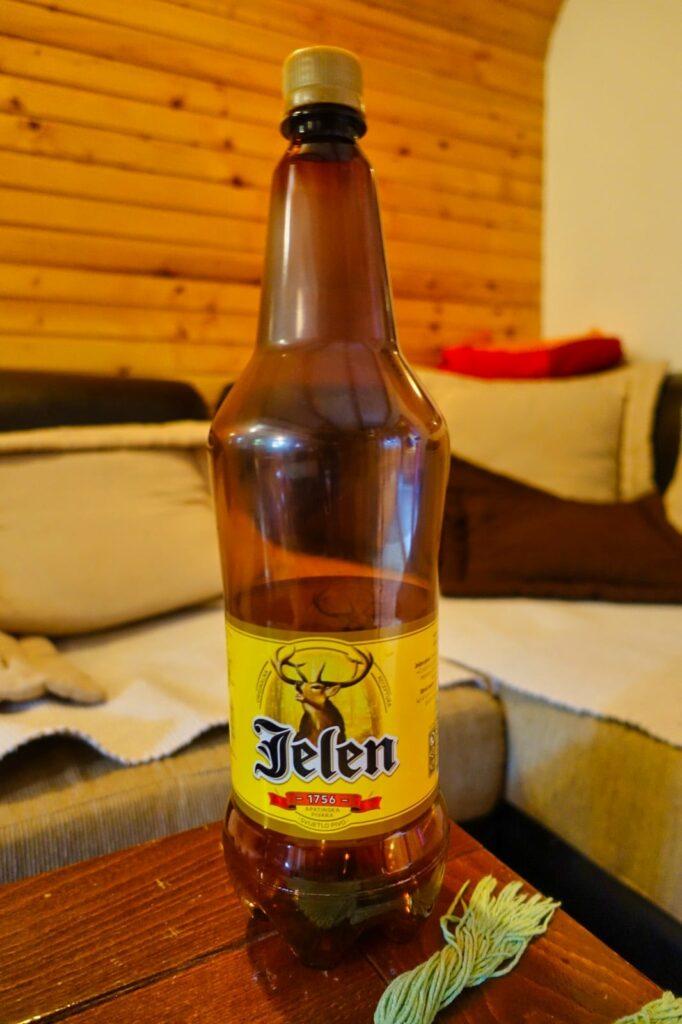serbisches Bier