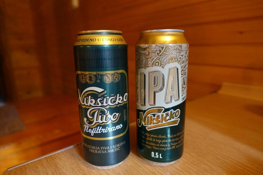 Bier aus Montenegro