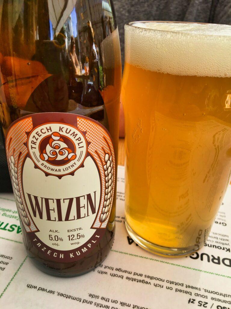 Bier aus Polen