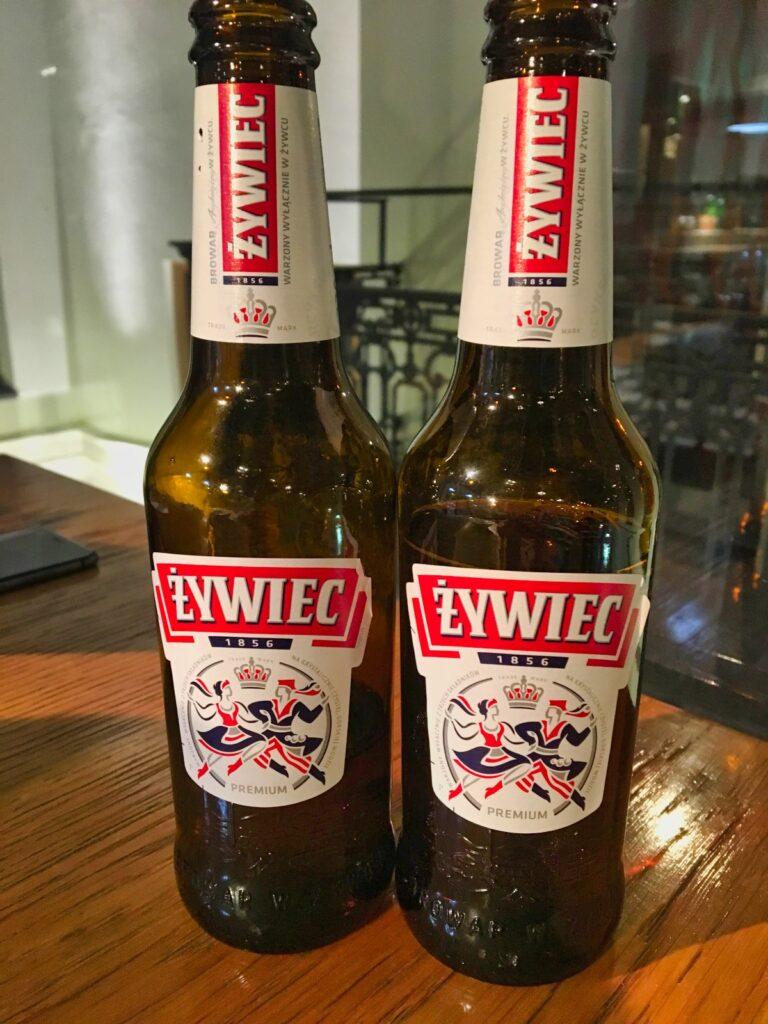 polnisches Bier