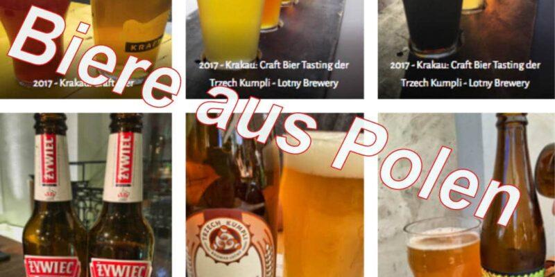 Biere aus Polen