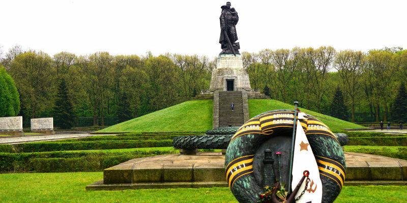 Sowjetische Ehrenmal im Treptower Park