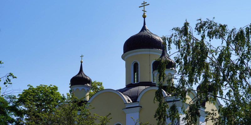 russisch orthodoxe Kirche in Berlin