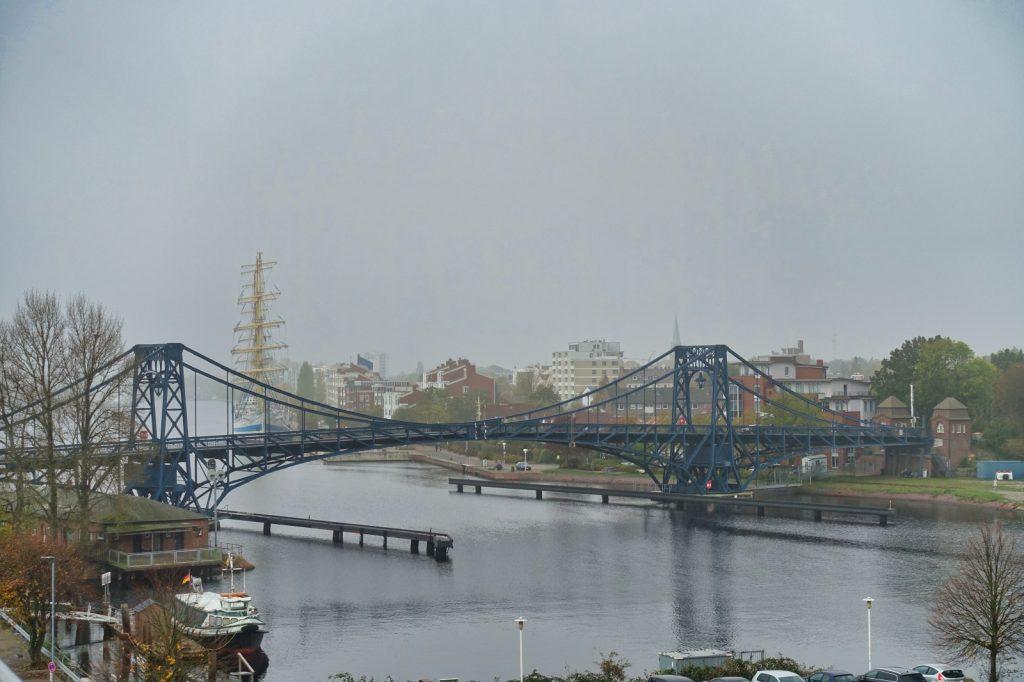 Tagesausflug Wilhelmshaven: Kaiser-Wilhelm-Brücke