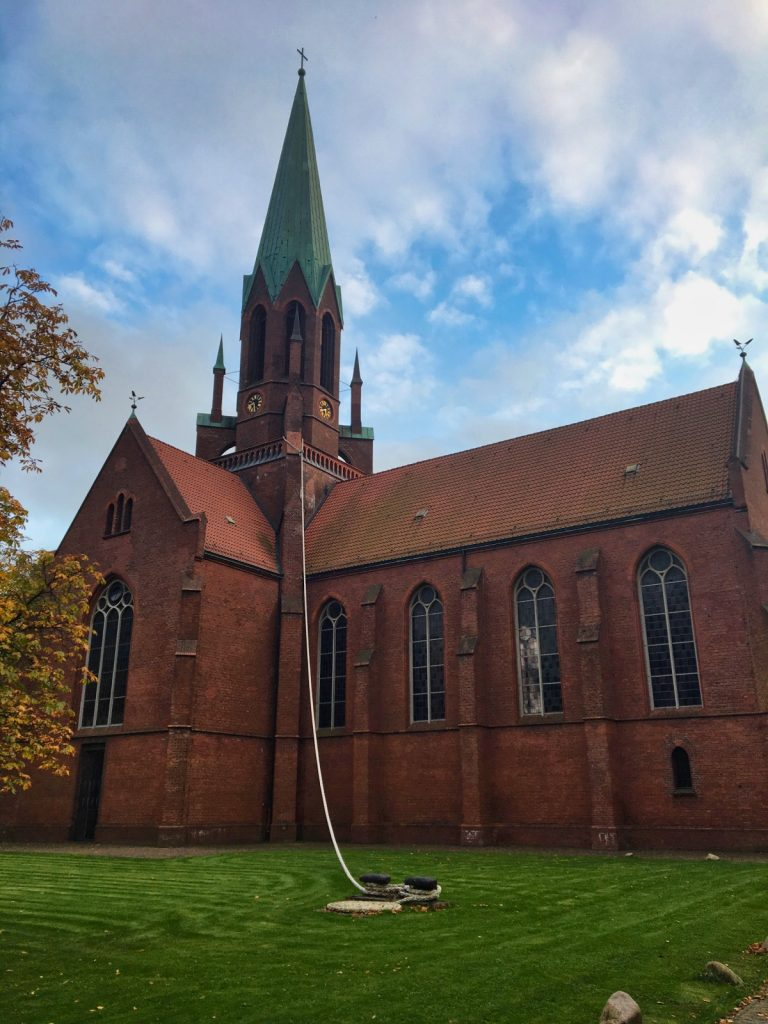 Christus- und Garnionskirche in Wilhelmshaven