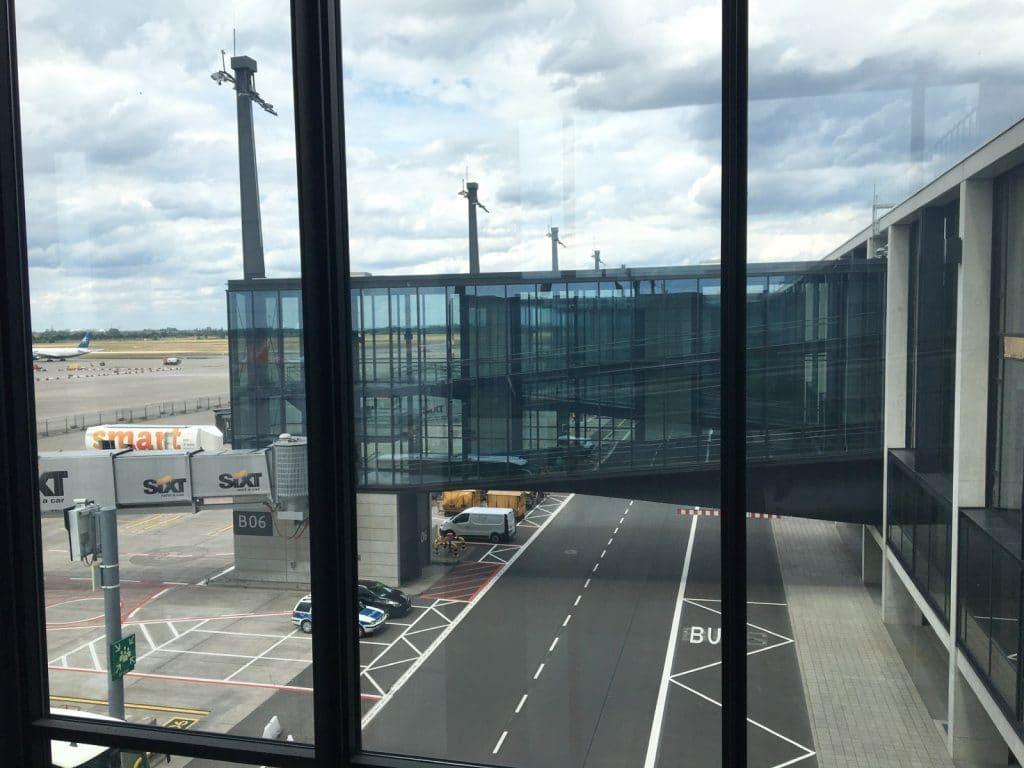 Terlinal Hauptstadtflughafen