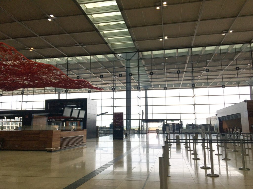 Terminal Hauptstadtflughafen