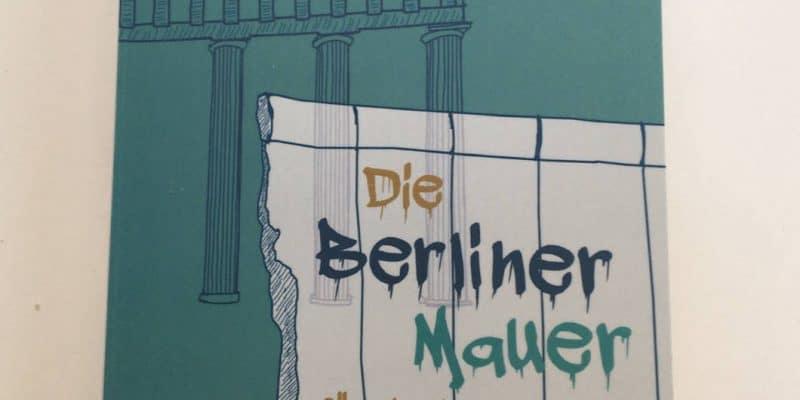 Berliner Mauer für die Hosentasche