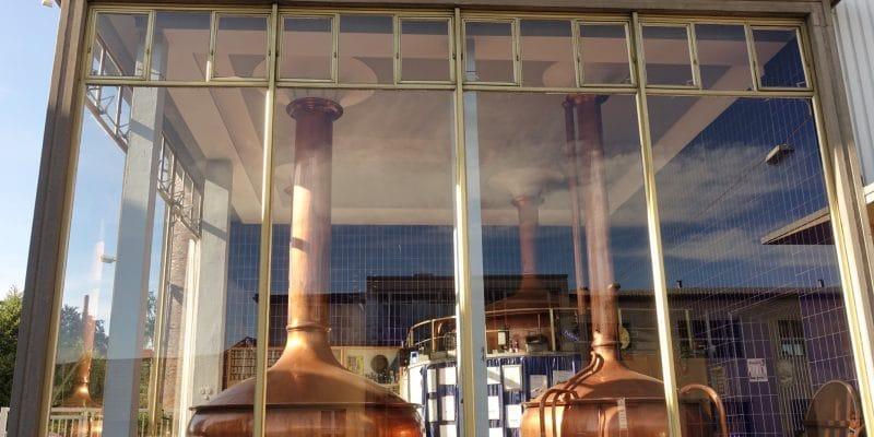 Alte Brauerei der EDER Brauerei