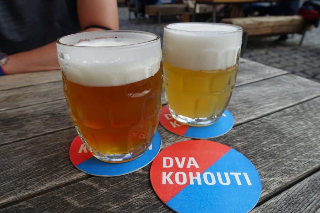 Brauereien Prag - DVA