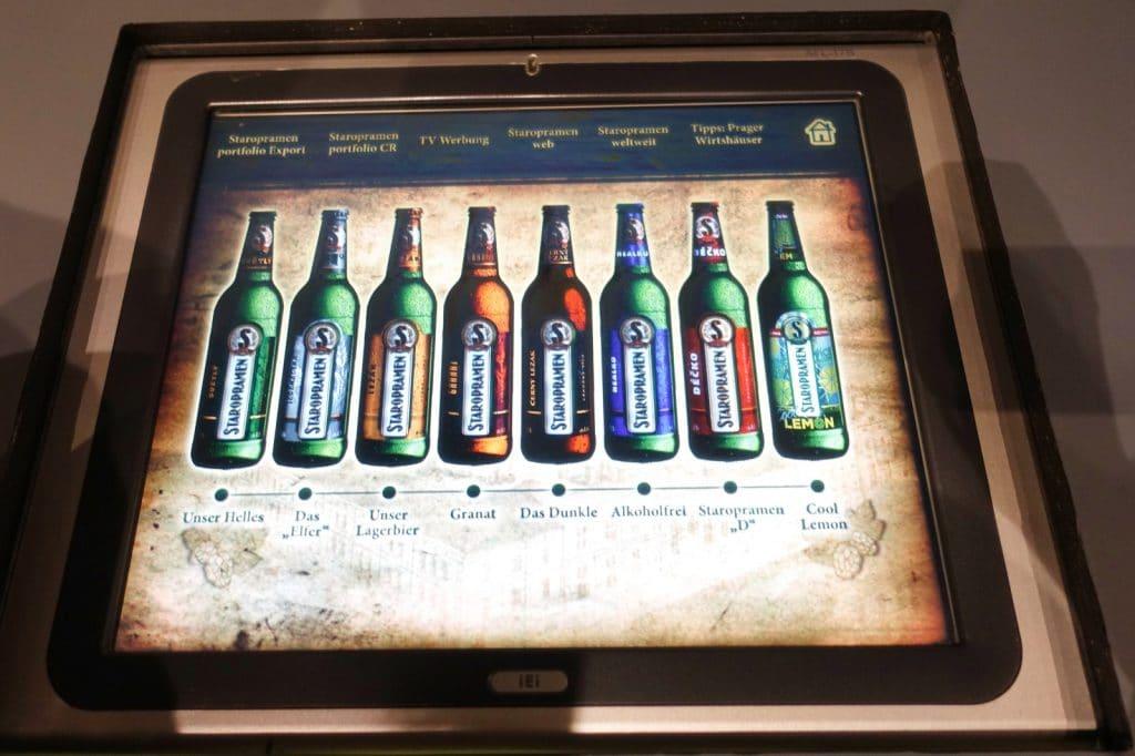 Biersorten Staropramen