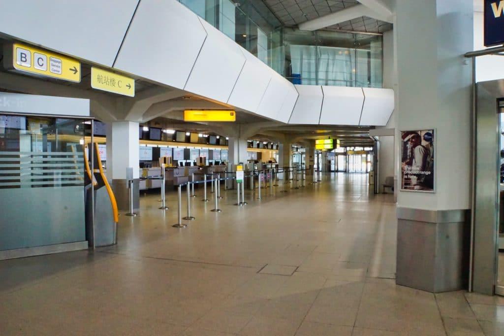 Terminal A Flughafen Tegel