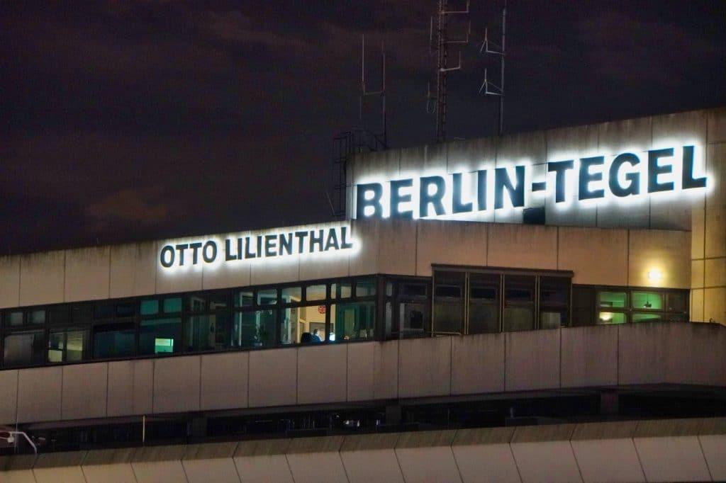 Otto Lilienthal Flughafen