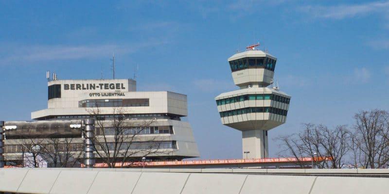 TXL - Flughafen Tegel