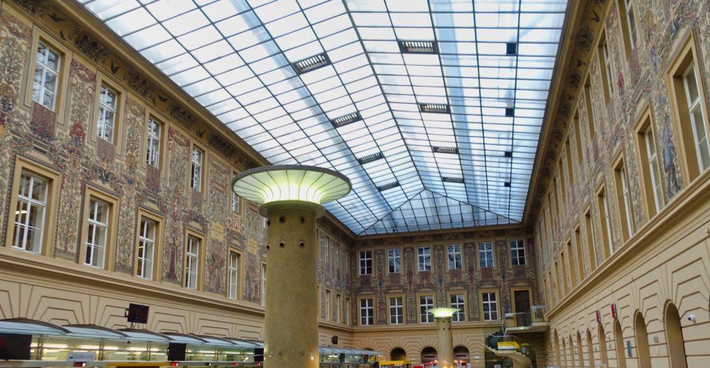Prag Hauptpost