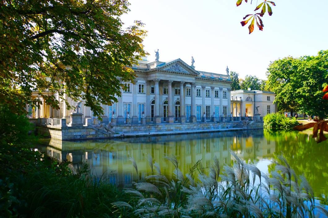 Łazienki-Park