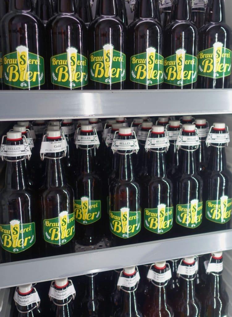 Bier in Falkensee