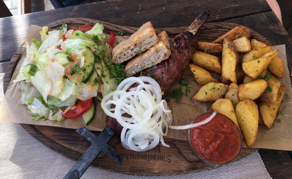 Altslawische Restaurant in Karlsbad