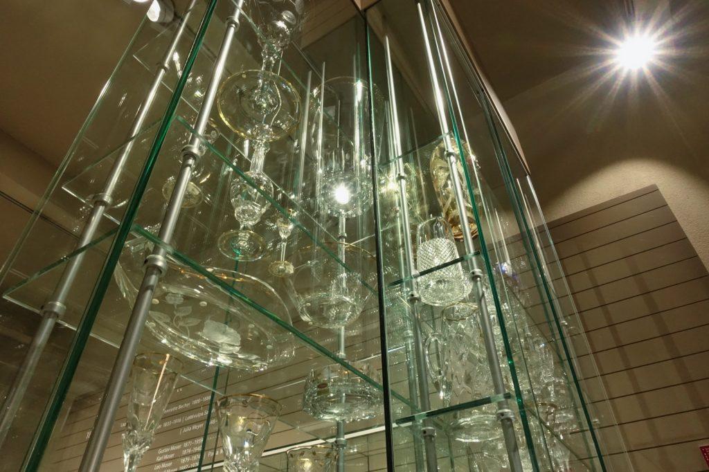 Glasmuseum Moser in Karlsbad