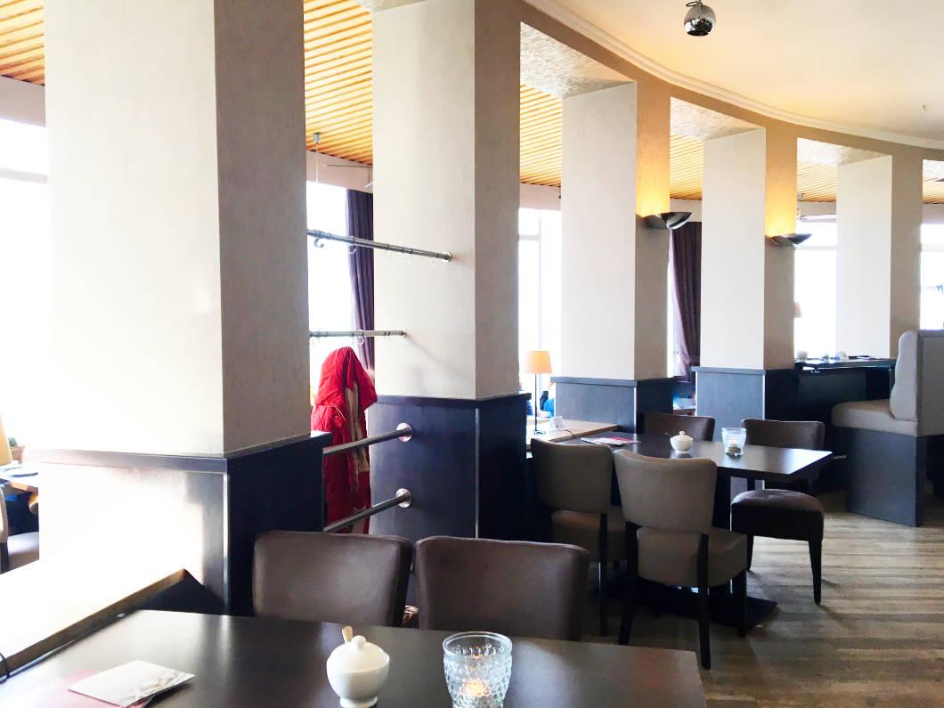 Café Pudding auf Wangerooge