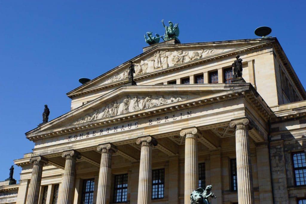 Großer sitzplätze berlin konzerthaus saal Tickets für