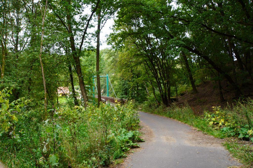 Wanderung in Karlsbad