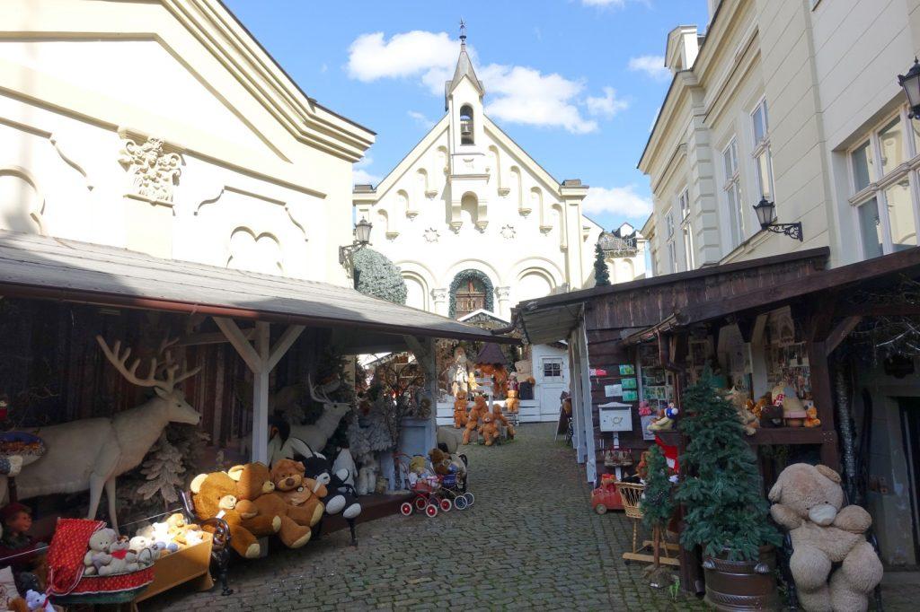 Weihnachtshaus Karlsbad