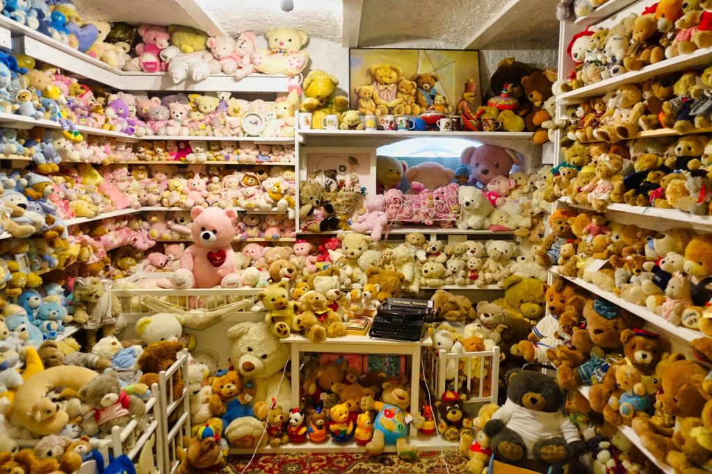 Teddybären Museum Karlsbad