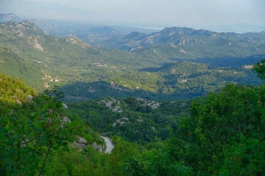 Ausblick vom Restaurant Belvedere