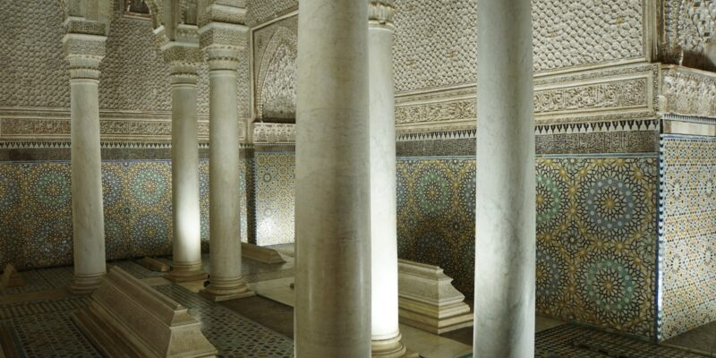 Saadier-Gräber in Marokko