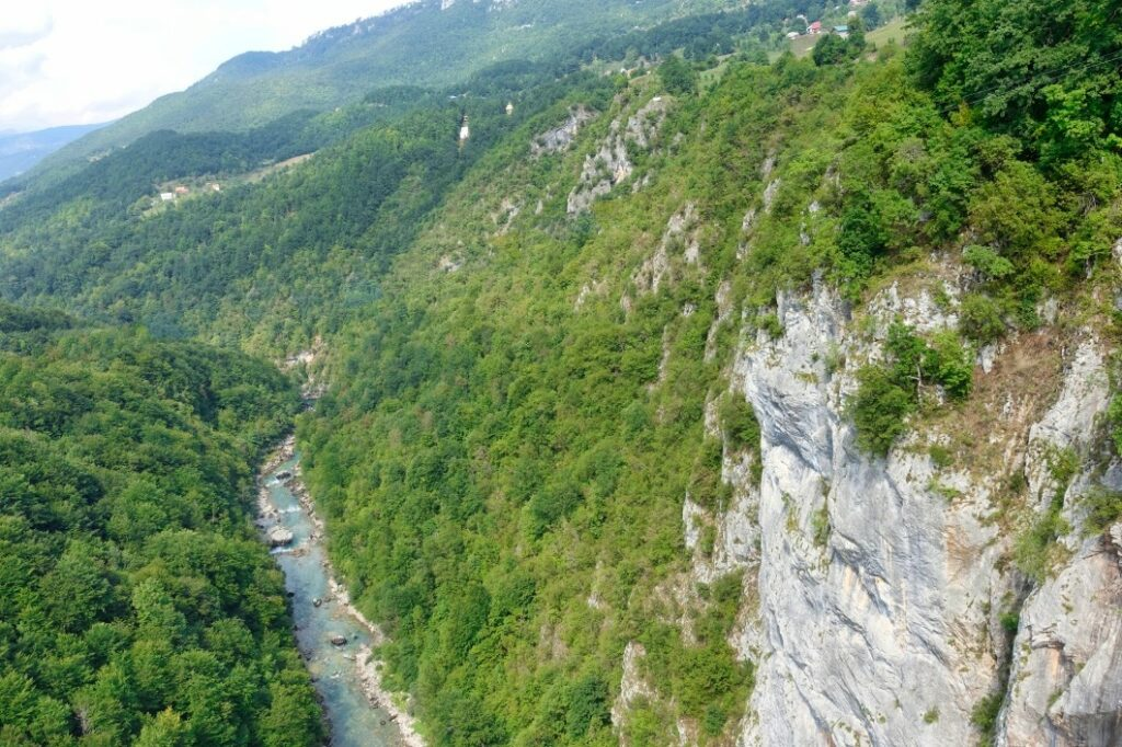 Tara Schlucht Durmitor Nationalpark