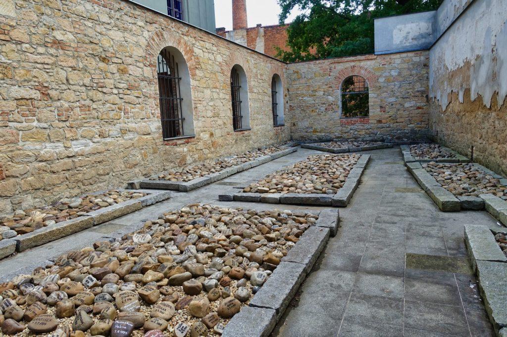 Holocaust Gedenkstätte in Plsen