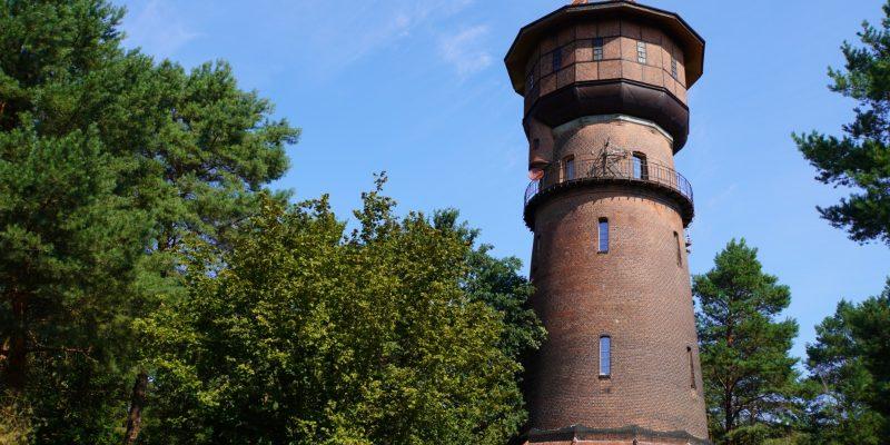 Eichwalde Wasserturm