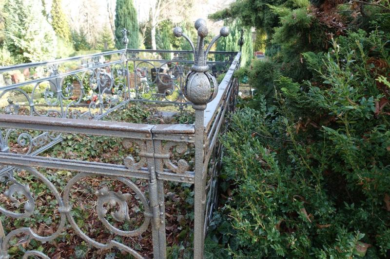 Grab Friedhof Fürstenbrunner Weg