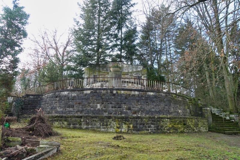 Ehrenmal Friedhof