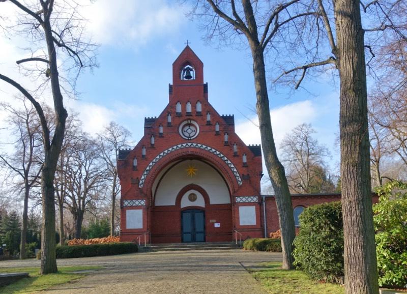 Kapelle Luisenfriedhof III