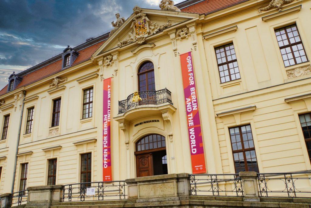 Jüdisches Museum Berlin - Altbau