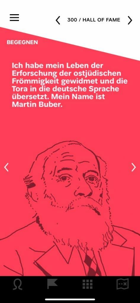 App Jüdisches Museum Berlin