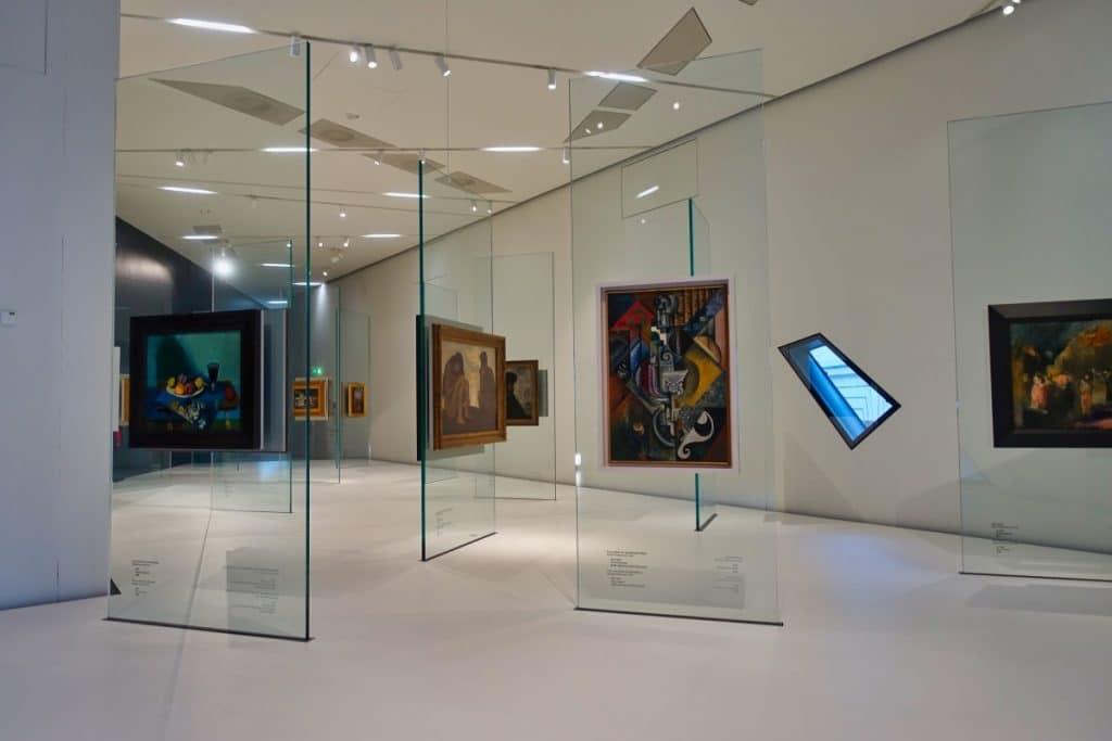 Einblick in die Dauerausstellung