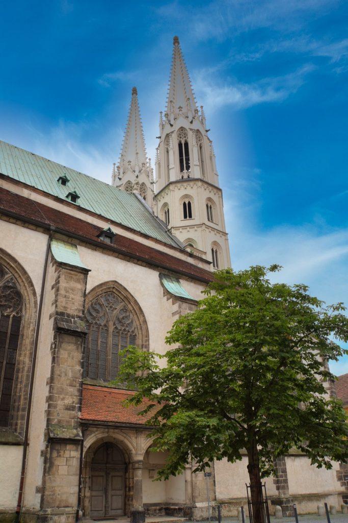 Peterskirche - Via Sacra