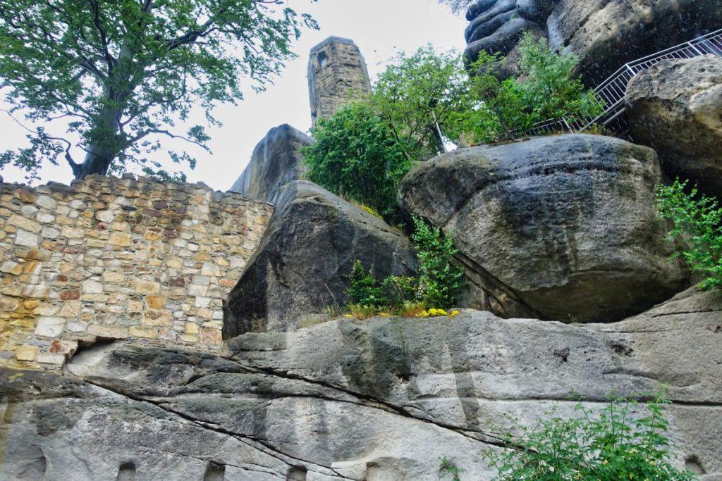 Ruine in Oybin