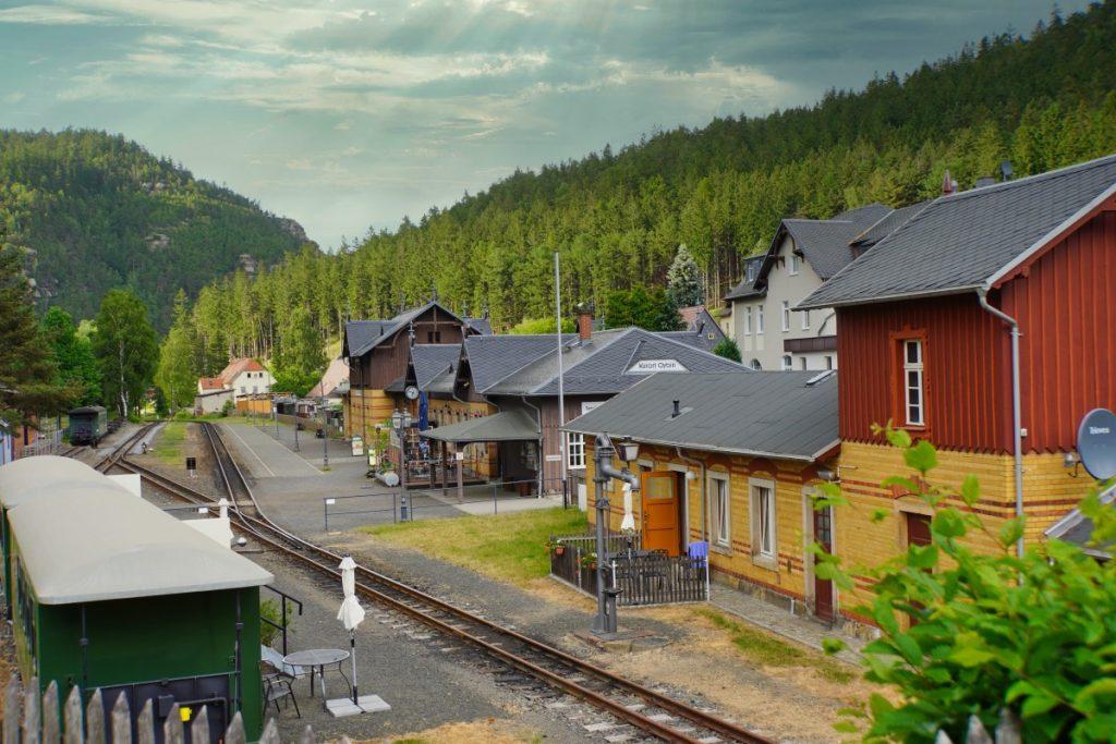 Bahnhof Oybin