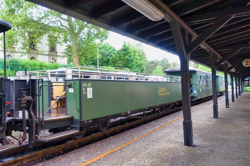 Panoramawagon Zittauer Schmalspurbahn