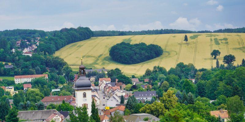 Region Zwickau