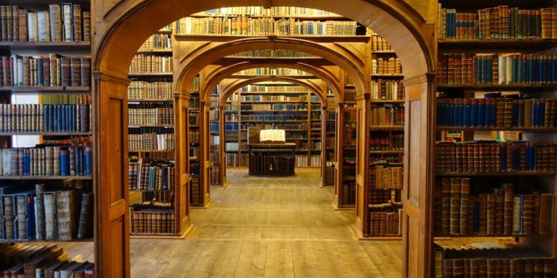 Kulturhistorisches Museum Görlitz - Bibliothek