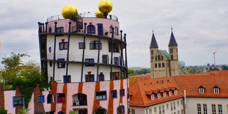 Städtereise nach Magdeburg