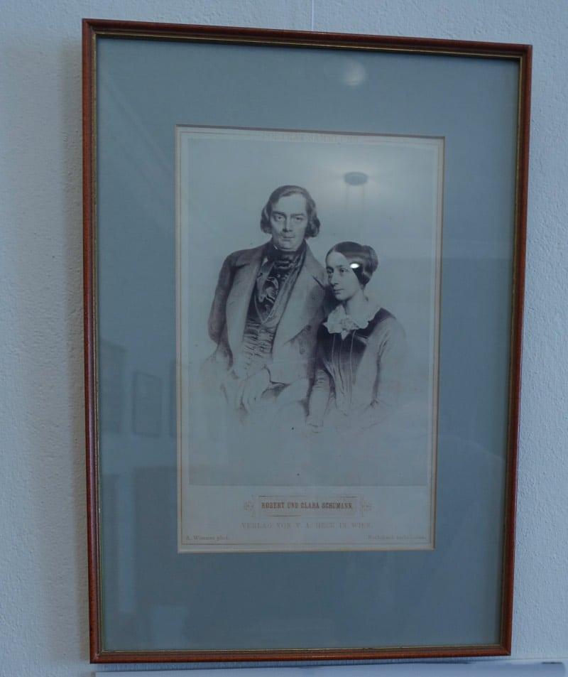 Ehepaar Schumann